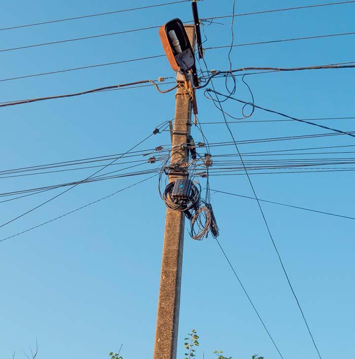 обрыв кабеля Застава.нет